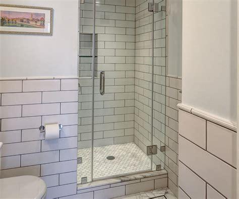 image subway tile shower pattern subway tile shower