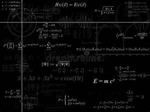 Physics Background Stock Illustration  Illustration Of Technology