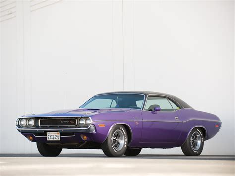 1970 Dodge Challenger R-t 383 Magnum Muscle Classic