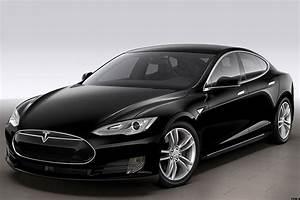 Test-Driving Tesla's (TSLA) Model S P85D: Touchscreen Fits ...
