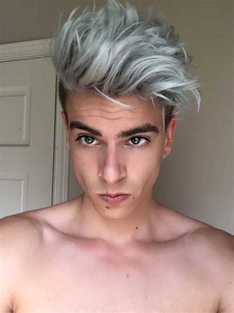 hair color men mens hairstyles
