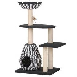cat towers for pet pals pet pals contemporary 4 level cat house cat trees