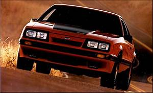 Timeline  1986 Mustang