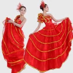 Spanish Dance Costumes