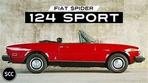 Fiat 124 Sport Spider 1968 - Modest Test Drive