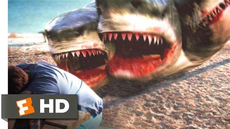 3 Headed Shark Attack (1/10) Movie Clip