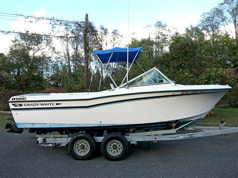 Grady White Tournament Boats by Grady White Tournament 1986 For Sale For 1 125 Boats
