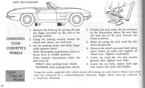 car repair manuals online pdf 1959 chevrolet corvette on board diagnostic system directory index chevrolet corvette 1964 chevrolet corvette 1964 corvette owners manual