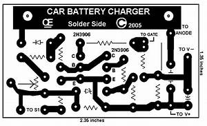 A Car Battery Charger