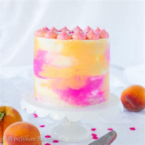water color cake watercolor cake a bajillian recipes