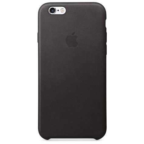 apple iphone cases iphone 6s leather black apple