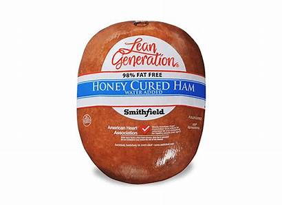 Ham Cured Honey Deli Meat Lean Smithfield