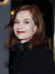 ISABELLE HUPPERT at Westminster Hotel in Paris 01/30/2017 ...