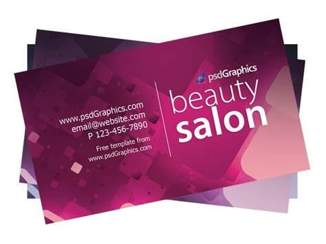 Beauty Salon Business Card Template, Vectors Business Cards Free Download Software Yoga Card Design Jukebox Extension Number On Patrick Bateman Youtube And Website With Staples Metallic Finish