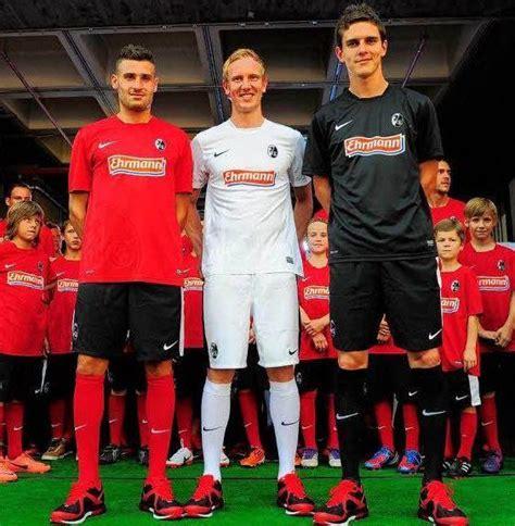 Check spelling or type a new query. New Freiburg Kits 12-13- Nike SC Freiburg Home Away Third Jerseys 2012-2013   Football Kit News ...