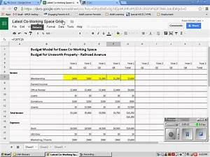 Importing an excel spreadsheet into google drive youtube for Google drive excel documents