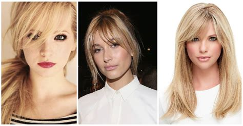 50 Fresh Hairstyle Ideas with Side Bangs to Shake Up Your