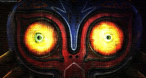 The Legend Of Zelda Majora S Mask Wallpaper Creepypasta Haven