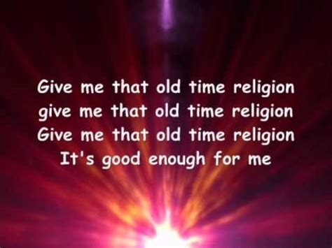 Give Me A Time by Time Religion Cedarmont
