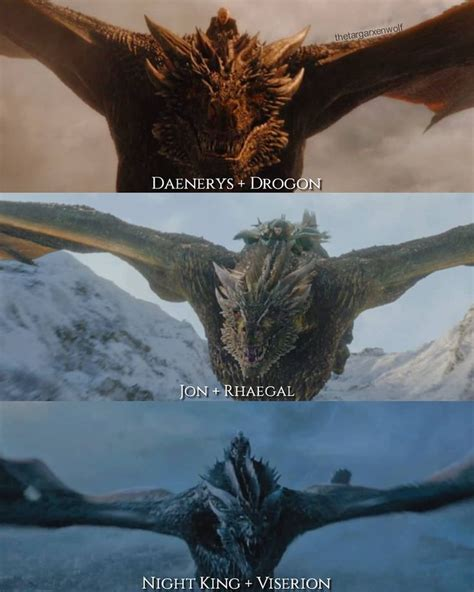 game  thrones  instagram   dragons