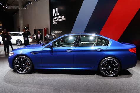 Bmw M5 Blue by 2017 Frankfurt Auto Show The New F90 Bmw M5 In Marina Bay