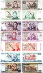 Chilean peso - currency - Flags of countries Chile