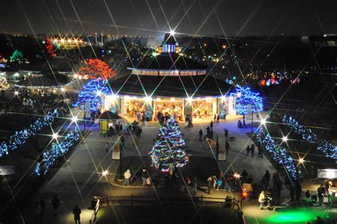 brookfield zoo lights hours iron