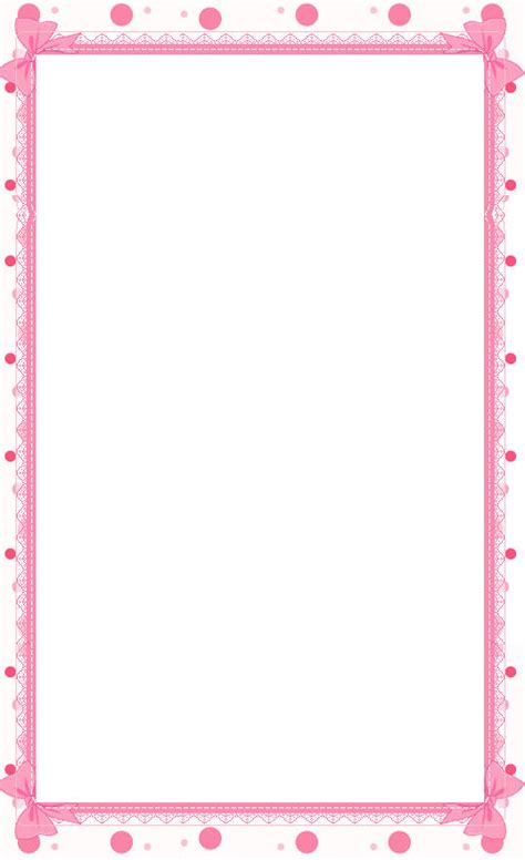 popcorn border writing paper    clipartmag