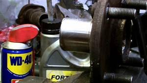 Toyota Vvti Corolla Front Wheel Bearing Replacment