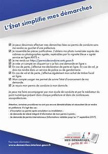 Perte De Point Permis De Conduire : les demandes de permis de conduire bais ~ Maxctalentgroup.com Avis de Voitures