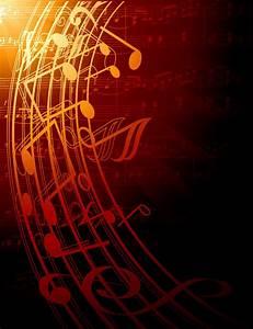 音符イラスト「ゴージャスイメージ3」- 無料のフリー素材