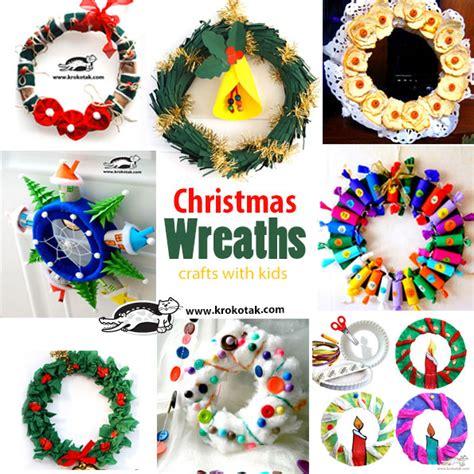 Krokotak  Christmas Wreath