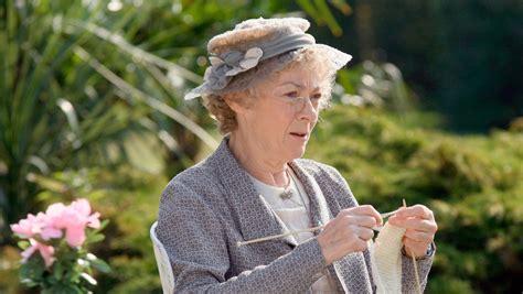 Geraldine Mcewan, Alias Miss Marple, Est Morte