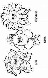 Coloring Flower Petal Scout Scouts Daisy Friends Petals Clipart Pages Makingfriends Sheets Sunny Rosie Flowers Sheet Daisies Law Thinking Puppets sketch template