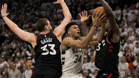 NBA Playoffs 2019: Watch Raptors vs. Bucks Game 2, live ...