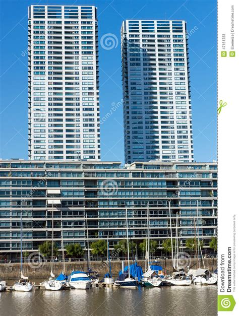 modern madero buenos aires stock photo image 47161733