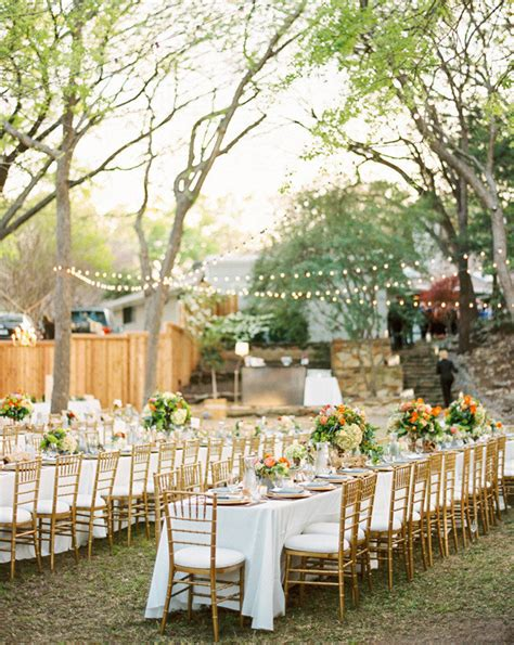 outdoor wedding long tables archives weddings romantique