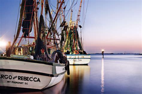 carolina south seafood boats wreck spots shrimp shem richard creek charlene southern beach myrtle living shrimpin shrimping pleasant overlook dine