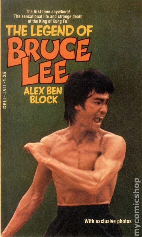 Legend Of Bruce Lee Pb (1974 Dell) Comic Books