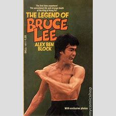 Legend Of Bruce Lee Pb (1974 Dell) Comic Books