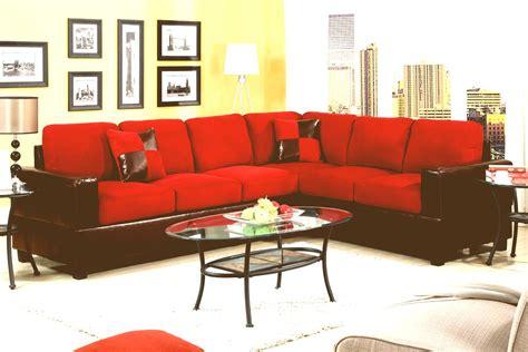 Living Room Red Elegant Livingroom Sets Cheap Sectional