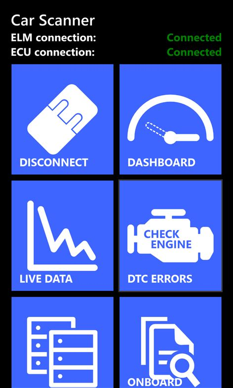 Car Apps For Windows 10 by Car Scanner Pro For Windows 10 Free On 10 App Store