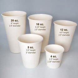 Searching summary for coffee cup sizes ml australia. How Many Ml In A Coffee Cup - The Coffee Table