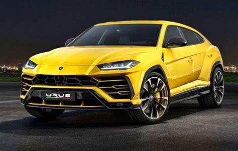 2020 Lamborghini Suv by 2020 Lamborghini Urus Specs And Release Suggestions Car