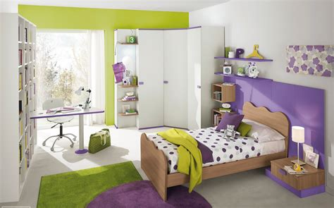Bedroom Decorating Ideas Green And Purple by Purple Green Bedroom Interior Design Ideas