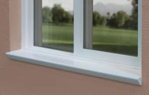 Pvc Window Ledge by How Do You Repair A Window Sill