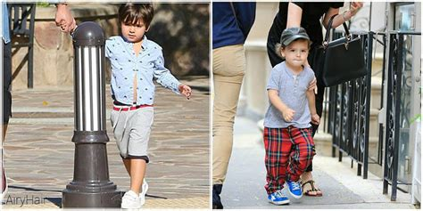 Top 10 Most Fashionable Celebrity Children