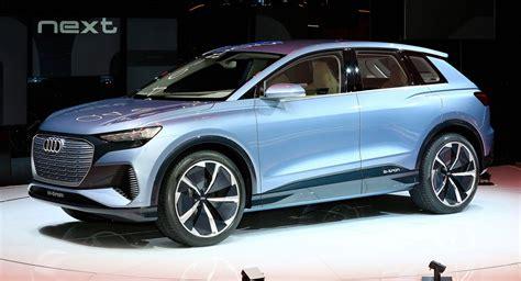 Audi Q4 E-tron Concept Vw Passat Diesel