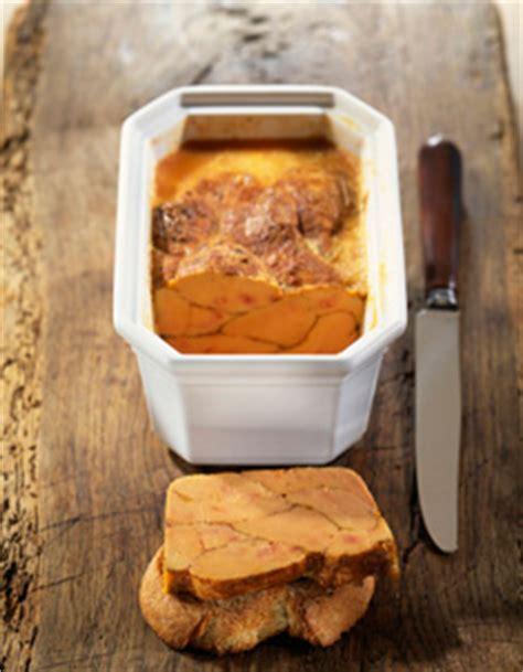 recette de terrine de foie gras de canard mi cuit