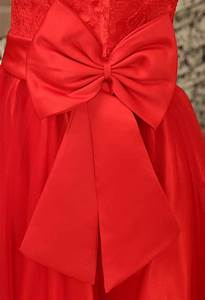 Zero Profit  Cheap New Big Bow Bridesmaid Dress  Prom